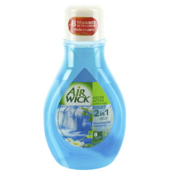 Air wick, Meches assorties desodorisantes, le flacon de 375 ml
