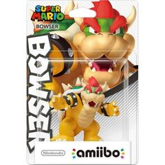 FIGURINE AMIIBO COLLECTION SUPER MARIO BOWSER