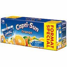 Capri-Sun Orange 14x20cl FS
