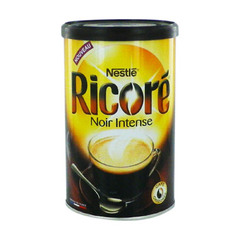 Ricoré café soluble noir intense NESTLE, pot de 240g