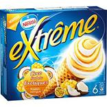 EXTREME coco sorbets exotiques passion mangue, x6, 426g