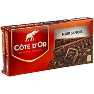 Côte D'Or - Tablette Noir De Noir 400Gr