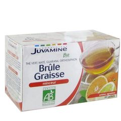Infusion Brule graisse special minceur arome agrumes