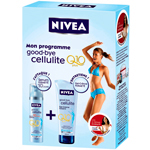 Nivea body programme gel goodbye cellulite 200ml + serum 75ml