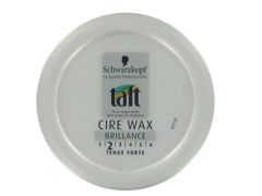 Schwarzkopf Taft styling cire wax brillance 75ml