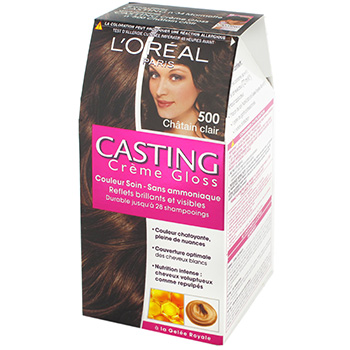 casting creme gloss coloration n500 chatain clair image_1 - Chatain Clair Coloration