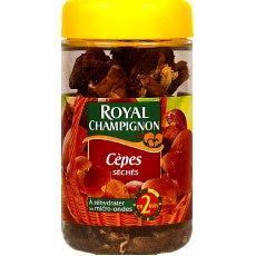 Cepes seches ROYAL CHAMPIGNON, 40g
