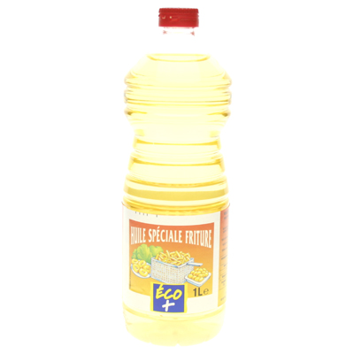 Huile pour friture Eco + 1L