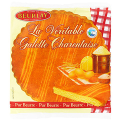 Galette charentaise Beurlay Pur beurre 250g