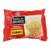 Nouilles Tables du Monde Curry - 85g