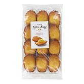 Madeleines forme coquille Maison Vital Aine x12 270g