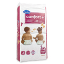 Auchan baby confort + change jumbo maxi 7/18 kg x52 taille 4