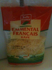 Belle France Fromage Emmental Rp Franais 100 g
