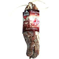 Saucisson sec Label Rouge OBERTI, 250g
