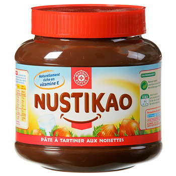 Pate a tartiner Nustikao 750g