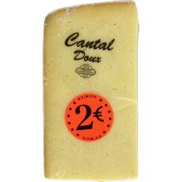 Cantal doux, le fromage, environ , 200g