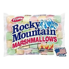 Marshmallows Fruity