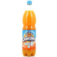 Orangina Miss O! Saveur Passion Light