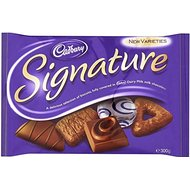 Cadbury Signature Biscuit Selection (300g) - Paquet de 6