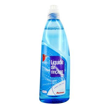 auchan liquide de rin age lave vaisselle 500ml tous les