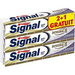 Dentifrice Signal Integral 8 Complet 2x75ml