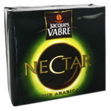 cafe nectar pur arabica jacques vabre 2x250g