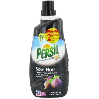 lessive liquide soin noir persil 30 doses 1 5l tous les produits sp cialistes couleurs et. Black Bedroom Furniture Sets. Home Design Ideas