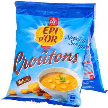 Croutons Epi d'Or nature 2x90g