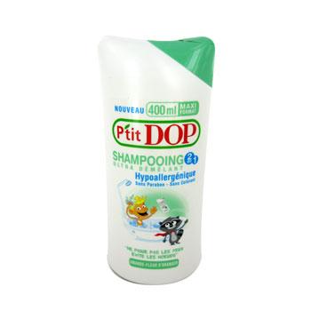 shampooing pour enfant amande et fleur d 39 oranger p 39 tit dop 400ml tous les produits shampoings. Black Bedroom Furniture Sets. Home Design Ideas
