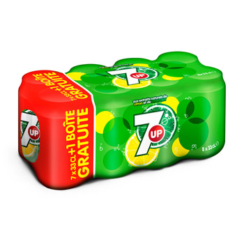 Seven Up 7x33cl