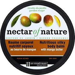 Baume corporel nutritif soyeux - Nectar of Nature