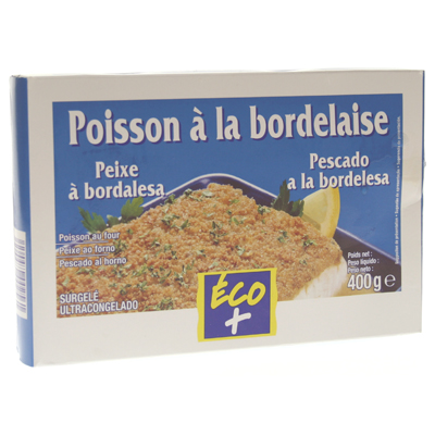 Poisson à la bordelaise Eco+ 400g