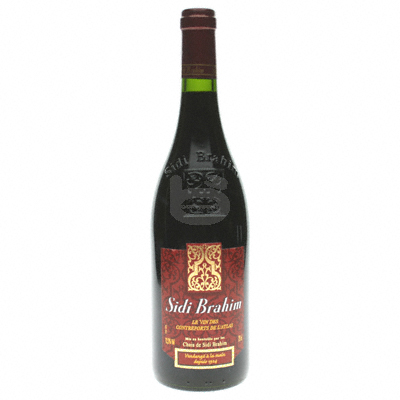 Sidi Brahim Maghreb rouge 12.5° -75cl