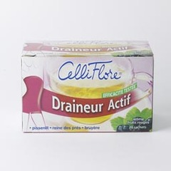 Infusions Draineur Actif CELLIFLORE, 30g