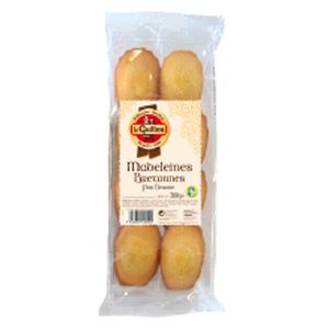 8 madeleines royales Le Guillou 200g