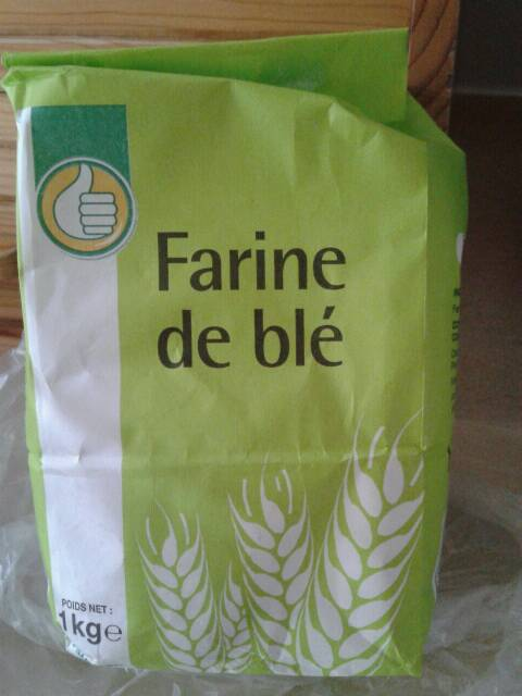 farine menagere type 55 pouce 1kg