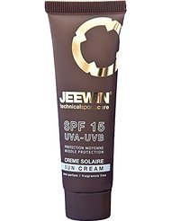 JEEWIN Crème Solaire Protectrice SPF15 30 g