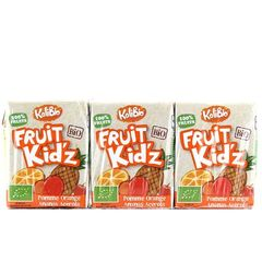 Kalibio fruit kid's jaune bio 3x20cl