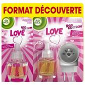 Diffuseur désodorisant Notes Fleuries Pop Edition Love