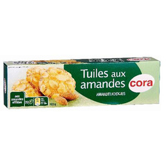 Tuiles amandes