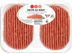 Steaks haches 15%MG x2