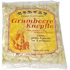 Grumbeere knepfle HORVAT, 500g