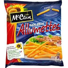 Frites Golden Long MC CAIN, 2kg