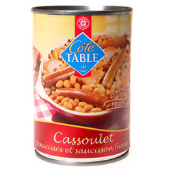 Cassoulet Cote Table 420g