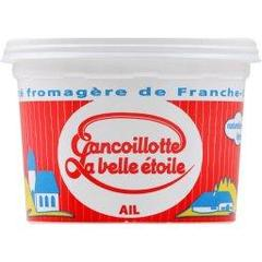 Fromage cancoillotte Poitrey ail 500g