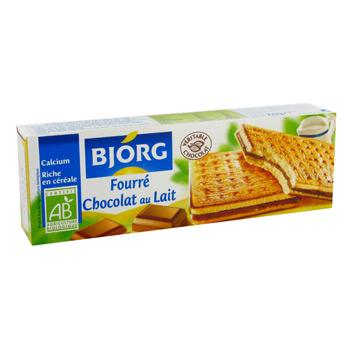 Chocolat Au Lait Biscuits Fourres Bio Tous Les Produits Produits