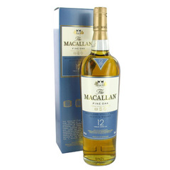 Scotch Whisky single malt THE MACALLAN, 12 ans d'age, 40°, 70cl