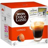 dolce gusto lungo 16 capsules nescafe 112g