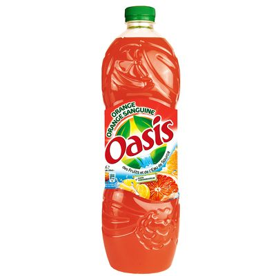 Oasis orange sanguine 2l
