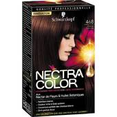 Nectra coloration n°468 chatain chocolat